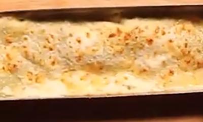 cannelloni épinards et tomme catalane urgélia AOP