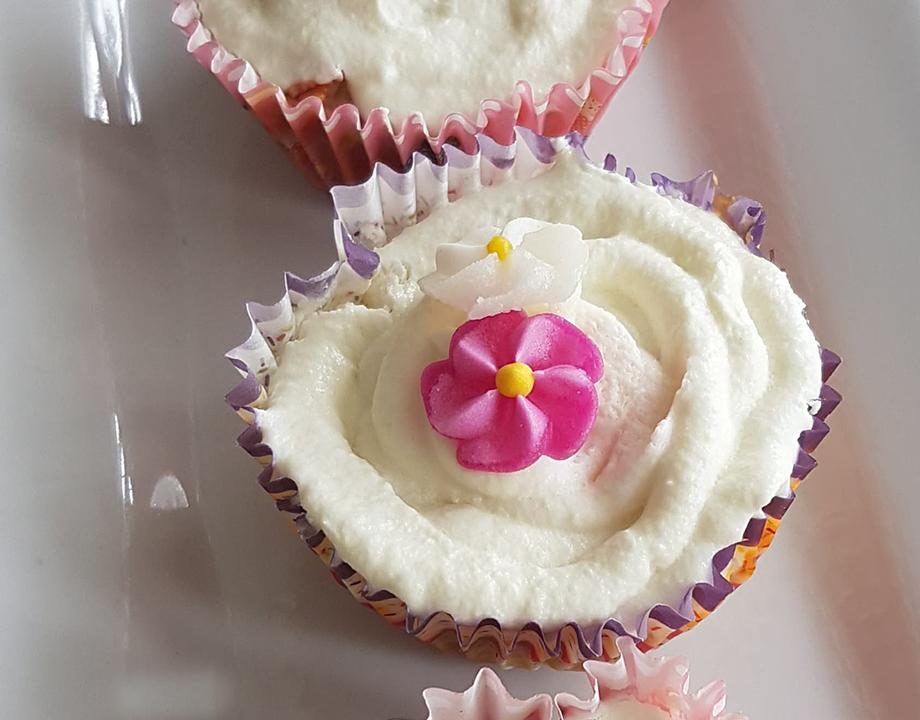Cupcakes au chorizo et Chèvre