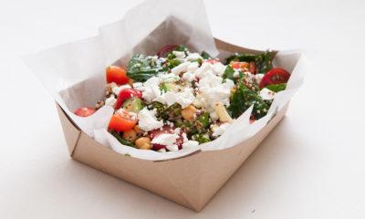 Salade quinoa et Feta AOP