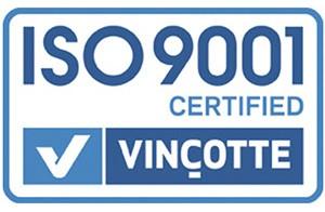 logo certification ISO 9001