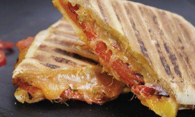 Mexicana Cheddar panini